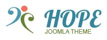 Hope Church Joomla Template